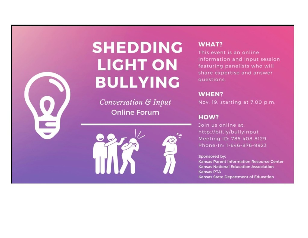 Shedding Light On Bullying